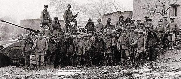 177-й отряд спецназа ГРУ - рыцари Панджшерского ущелья