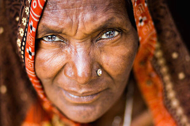 Сильные портреты, которые доказывают, что глаза - зеркало души