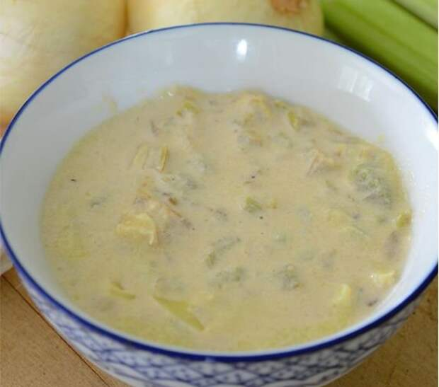 РАЗРЕШЕНО ХУДЕЮЩИМ. Диетический овощной суп из сельдерея