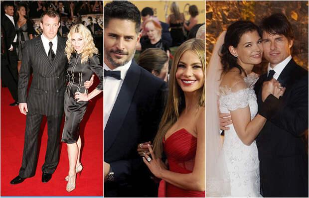 7 звездных пар Голливуда, которые устроили самые дорогие свадьбы
