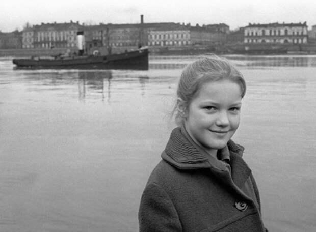 Елена Проклова в образе Герды.