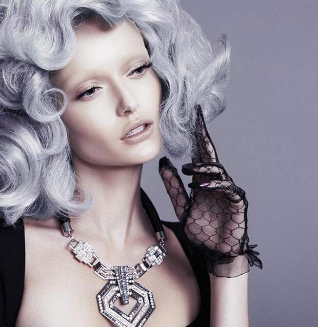 How to Slow Down The Graying of Hair