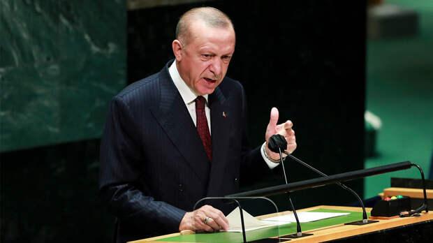 """Эрдоган заявил, что Турция ожидает от России """"иного подхода"""" к Сирии"""
