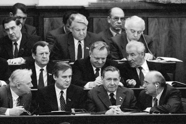 О перестройке сегодня. М. Горбачёв