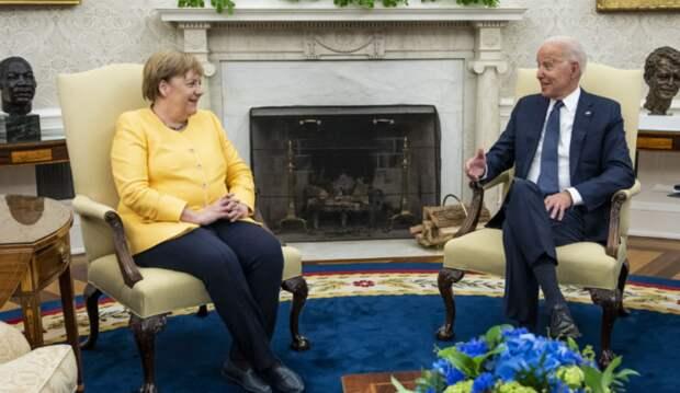 Лобода: США Германия пришли к компромиссу по «Северному потоку — 2»
