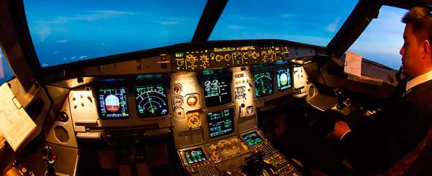 Росавиация разрешила авиакомпаниям нанять 210 иностранных пилотов