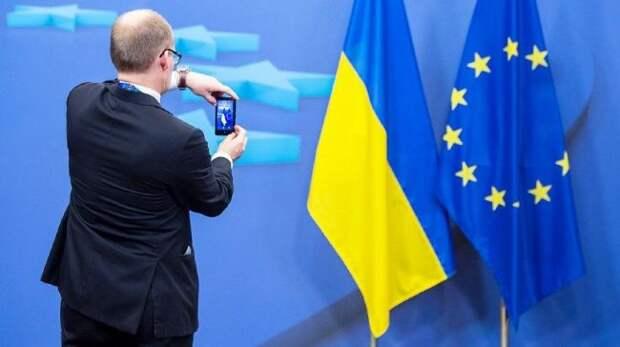 Литва подумывает объявить Украину кандидатом навступление вЕвросоюз