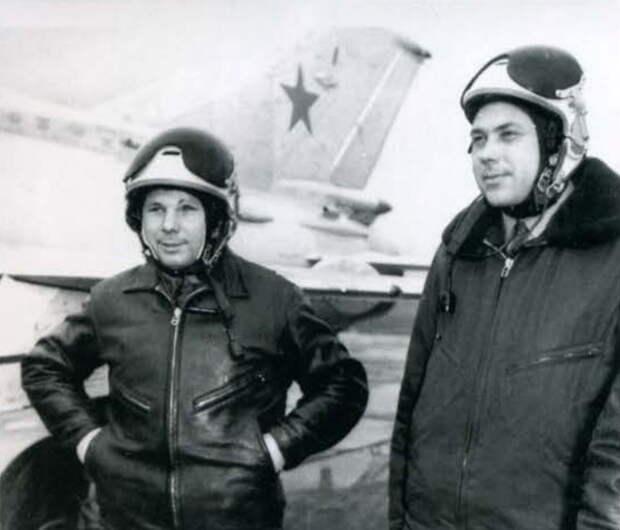 Последний полёт Юрия Гагарина