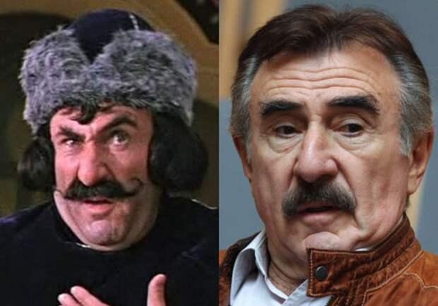 Леонид Каневский актеры, кино, сказка, фильм