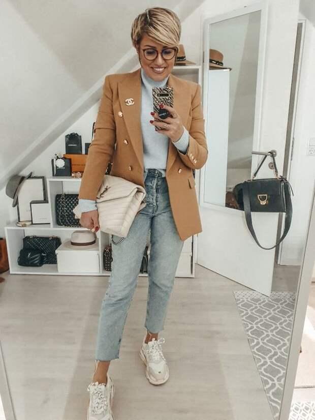 Возрастной стиль: Как создать шикарный образ дамам 50+