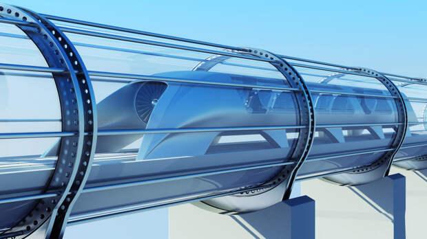 Hyperloop Москва-Питер? Да ладно…