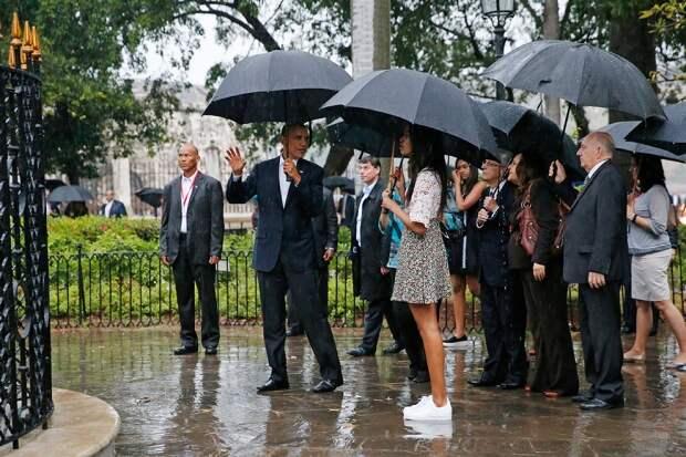 Обама на Кубе: кадры исторического визита