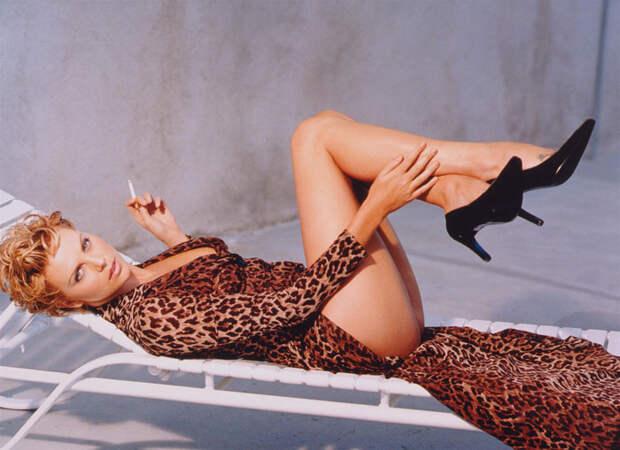 Шарлиз Терон (Charlize Theron) в фотосессии Ланса Стэдлера (Lance Staedler) (1997), фото 13