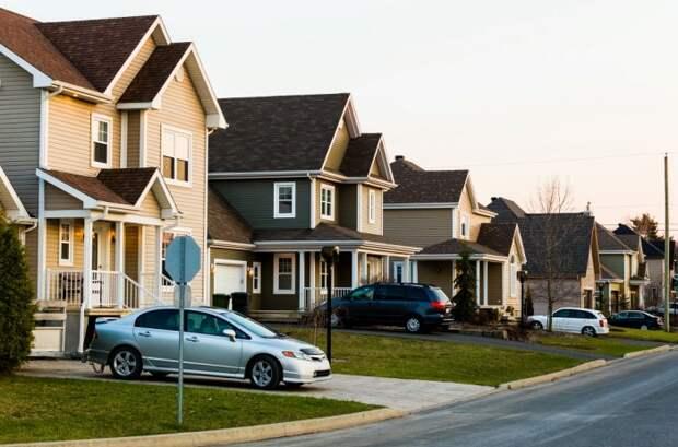 Причуды американцев, или Почему в США не ставят заборы вокруг домов