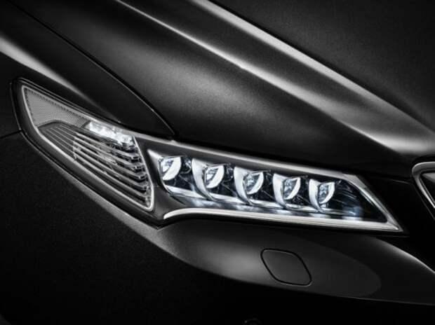 Acura TLX будет продаваться в России с 29 ноября