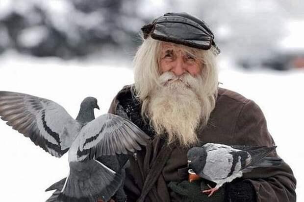 Самый щедрый добрый нищий — дедушка Добри дедушка, добри, добро