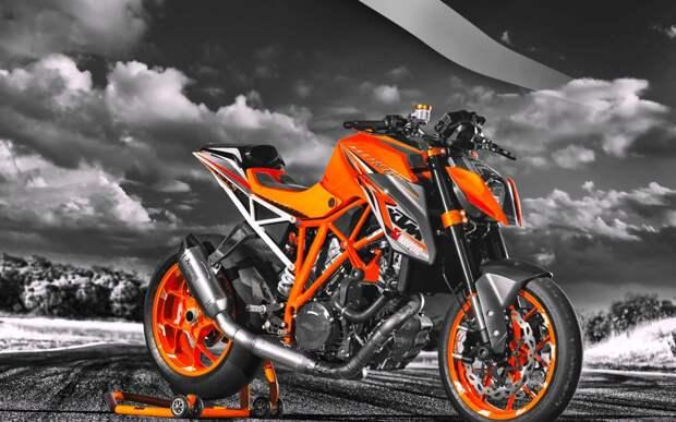 АВТОDOM – эксклюзивный дистрибьютор мотоциклов KTM в России