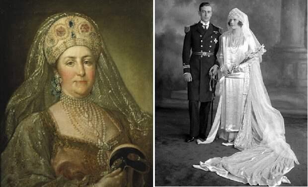История кокошника: Как головной убор русских простолюдинок превратился в тиары заграничных королев
