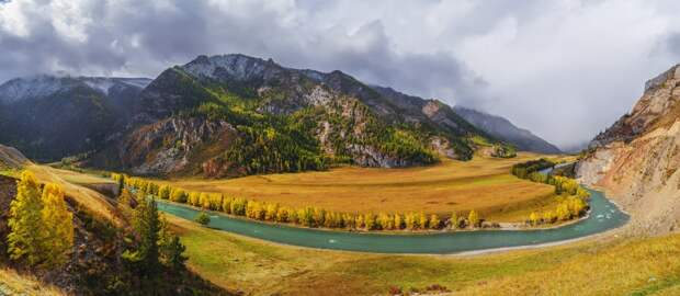 Река Чуя: гордость Алтая