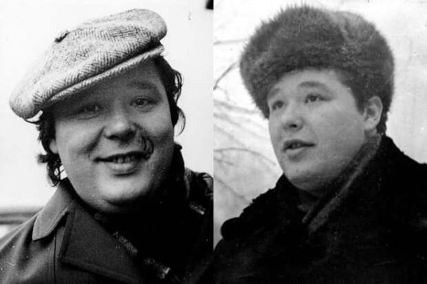 Актер в молодые годы | Фото: kino-teatr.ru