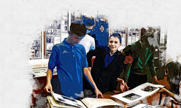 Орловская школа №17 сделала лучшую в регионе выставку о Великой Отечественной войне