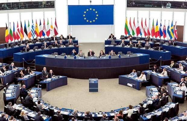 """Европарламент уже раз требовал остановить """"Северный поток-2"""""""
