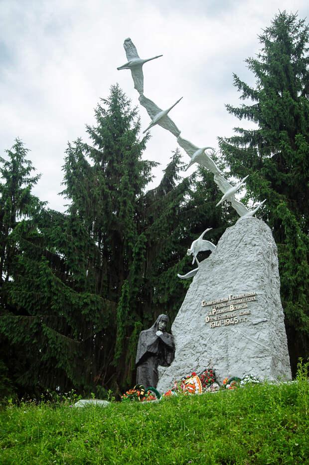 """Пронзительная история легендарной песни """"Журавли"""""""