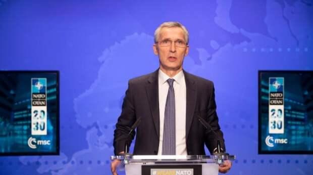 В НАТО решили не воевать за Украину
