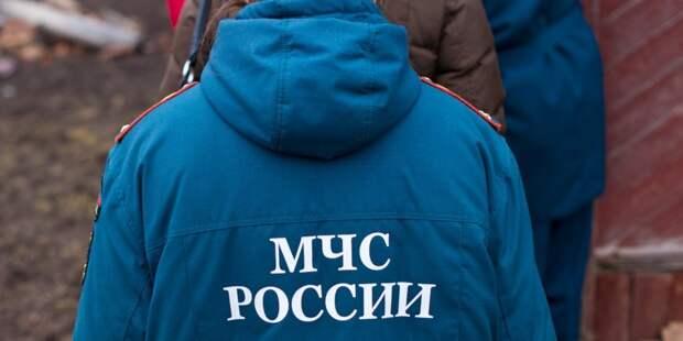 В Иркутской области случился пожар на фабрике