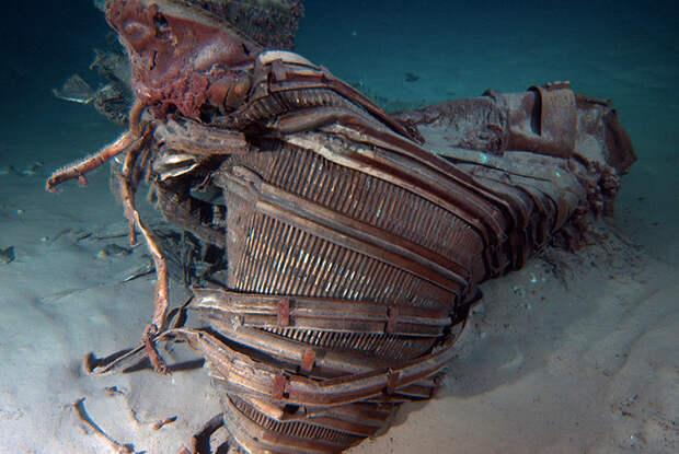 Что скрывают глубины: 10 необычных находок с морского дна