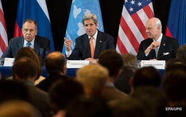 Перемирие для Сирии
