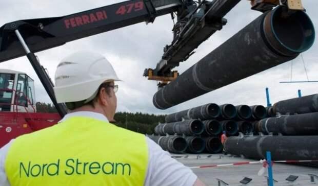 Экологи вновь атакуют «Северный поток-2»