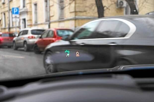 Тестируем бюджетный проекционный дисплей Hudway Glass (ВИДЕО)