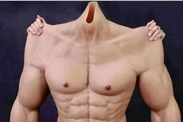 В Китае создали комбинезоны с иллюзией спортивного тела