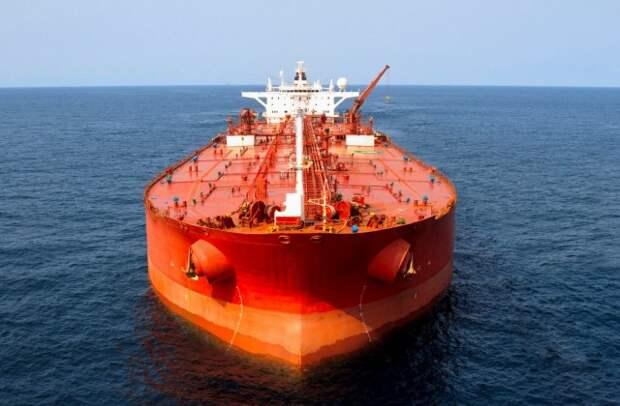 Танкер нефть Саудовская Аравия