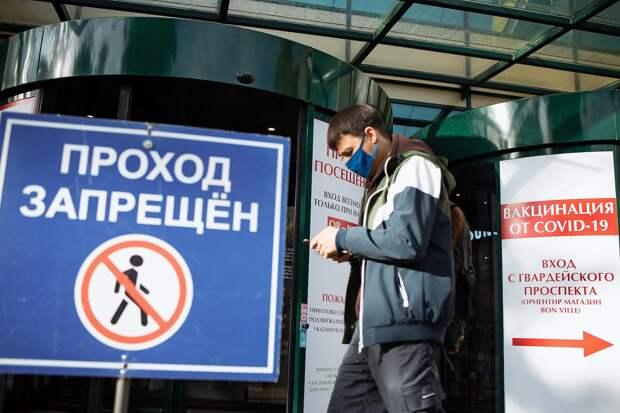 «Все будут в жестком минусе». Петербургский бизнес оценил последствия введения коронавирусных QR-кодов