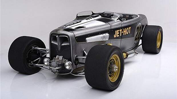 Ford Dragster 0