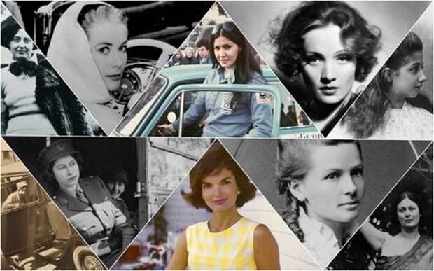 10 женщин, оставивших след в автоистории