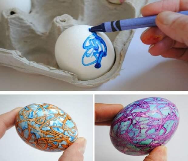 Интересные идеи украшения пасхального яйца