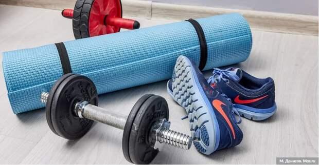 Фитнес-клубу в Чертанове грозит закрытие  из-за нарушений антиковидных мер