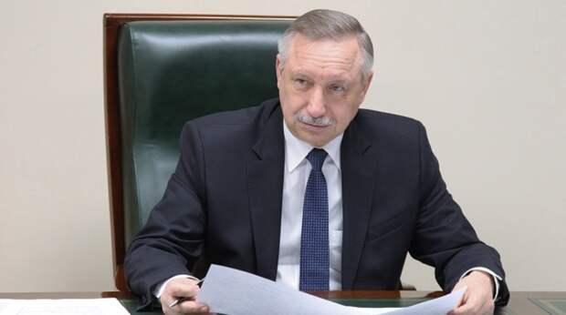 Беглов пообещал изучить вопрос сохранения антикризисной поддержки малого бизнеса