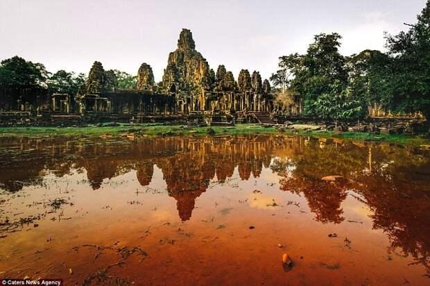 Невероятные храмы, которые обрели известность благодаря фильмам с Анджелиной Джоли