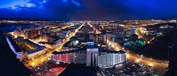 МИР ВОКРУГ. 16 самых крупных городов России