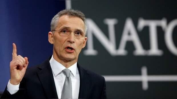Столтенберг: НАТО не изменит своего курса в отношении России, пока Москва не пойдёт на «уступки»