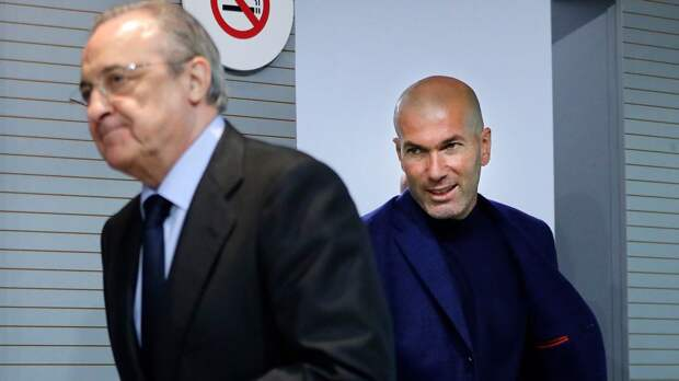 «Реал» официально объявил о переизбрании Флорентино Переса президентом клуба