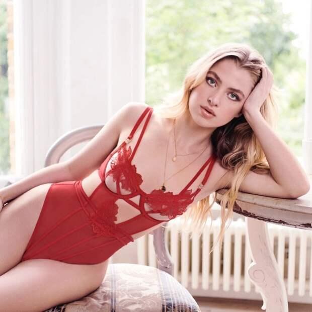 Юная, дерзкая, сексуальная: дочь музыканта изOasis Анаис Галлахер воткровенной фотосессии