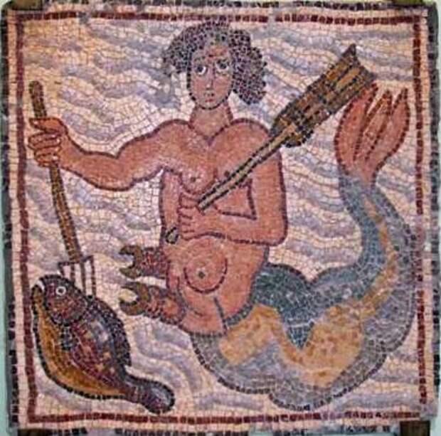 Византийские мозаики.