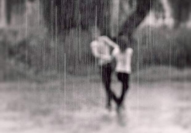 Если град зашумит дождем