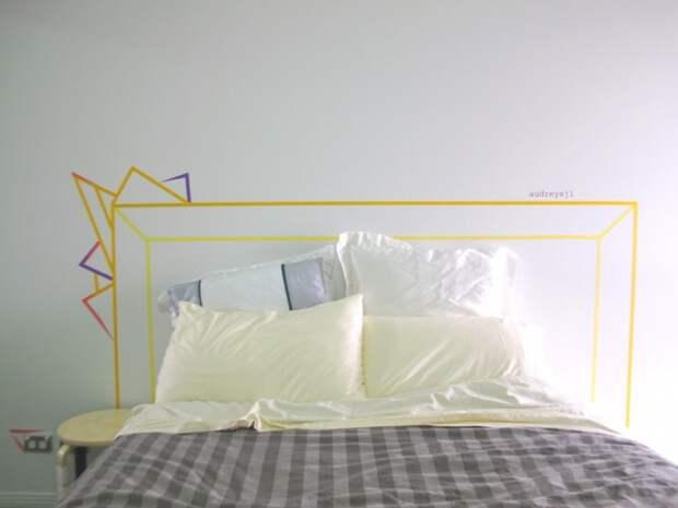 Скотч в спальнее (трафик)