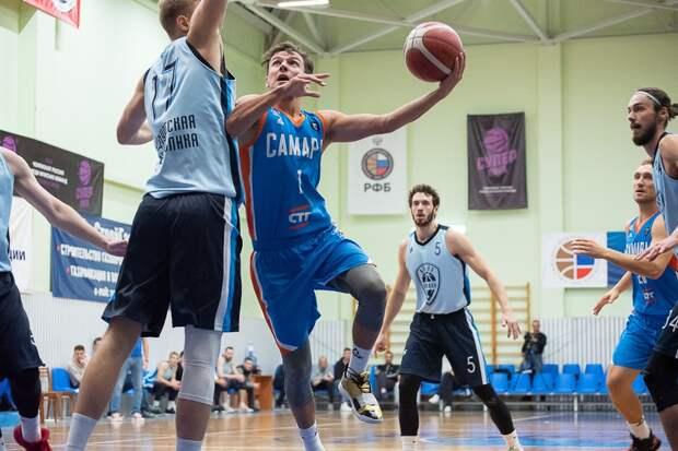Ижевские баскетболисты «Купол-Родников» уступили «Самаре» первое место в группе